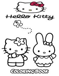 Amazon Com Hello Kitty Coloring Book Coloring Book For