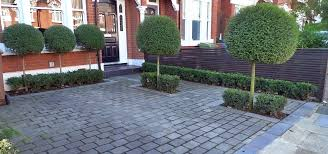 Small Picture New Front Garden Car Parking Space London Garden Design