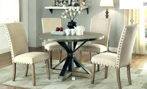 round kitchen table sets for 6 round dining table and chairs white circle set room coaster round kitchen table