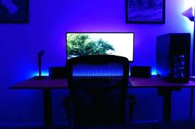 under desk led lighting. Led Lights For Desk Lighting Computer Rigs Has Gotten . Under L
