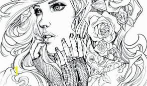 Best Coloring Pages For Adults People Coloring Pages Girl Coloring