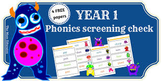 Phonics is a method of teaching kids to learn to read by helping them to match the sounds of letters, and groups of letters, to distinguish words. Year 1 Phonics Screening Check Free Tests The Mum Educates