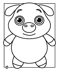 Animal Coloring Pages Printable Animal Coloring Pages Free Animal