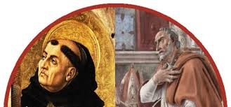 saint thomas aquinas and saint ine my spiritual brothers