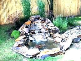 Garden Ponds Designs Cool Make A Backyard Pond Luxury Chic Ideas Amp Designs Diy Reefsuds