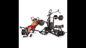 Body Solid Sbl460p4 Exercise Chart Offers Body Solid Sbl460p4 Freeweight Leverage Best Body