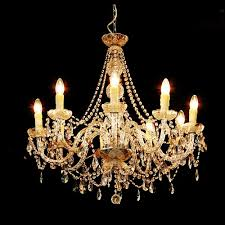 elegant chandelier ceiling lamp