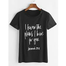Bible Quotes About Women Amazing I Know The Plans I Have For You Holy Bible Quotes Unisex Women