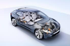 Jaguar S First Electric Car Design Com