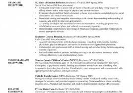 Social Work Resume Examples Best Of Professional Social Work Resume