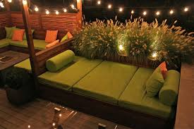deck accent lighting. contemporary deck with fence pathway raised beds builtin outdoor bed accent lighting