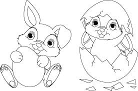 Fun Easter Coloring Pages Coloring Pages Bunny Bunnies Coloring