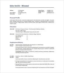 Resume Template Pdf Download Latex Resume Template Modern Download Templates Cv Professional 100