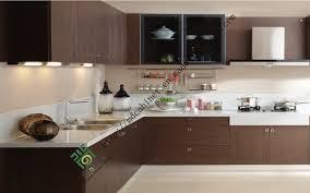 Melamine Kitchen Cabinets Melamine Faced Kitchen Cabinet For Project Use Buy Melamined
