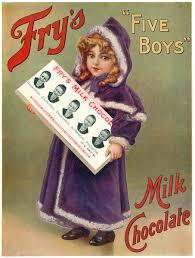 the dark side of chocolate modern day slavery how chocolate  frys five boys milk chocolate