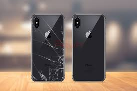 iphone 8 8p x back glass is fragile and difficult to repair because it is connected to the housing with welds and glue we have already released an article