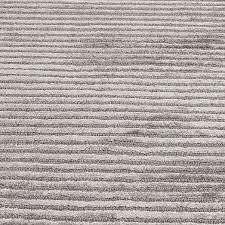 Textured Stripe Rug Gray west elm