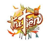 Kết quả hình ảnh cho logo game TRU TIEN 3D