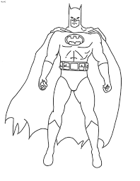 Batman Coloring Pages Printable free printable batman coloring pages for kids on batman coloring sheets printable