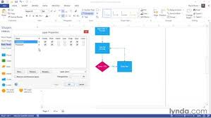Visio 2013 Org Chart Remove Pictures Creating Removing And Assigning To Layers