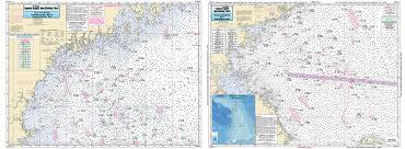 Gulf Of Maine Chart Captain Segull Chart Gulf Of Maine Massachusetts Bay