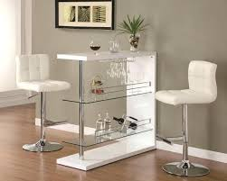 contemporary bar furniture. Contemporary Bar Sets Coaster Units And Tables Sleek Set With Stools Furniture