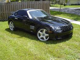 chrysler crossfire srt6. v8 e55 powered crossfire srt6 chrysler crossfirehot rods srt6