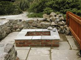 image of fire pit plans do it yourself outdoor patio