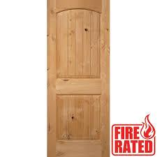 34 inch exterior door slab. fire rated 6\u00278\ 34 inch exterior door slab o