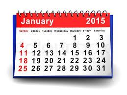 january 2015 calendar background. Illustration Of January 2015 Calendar Over White Background Stock Photo Colourbox To