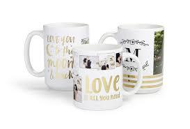 custom anniversary mug for couple