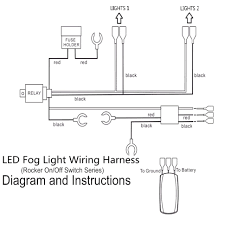 kc wiring harness 6315 diagrams throughout lights diagram KC Highlights kc wiring harness 6315 diagrams throughout lights diagram