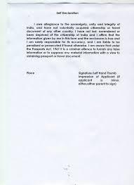 Example Certificate Affidavit In Lieu Of Birth Certificate Sample