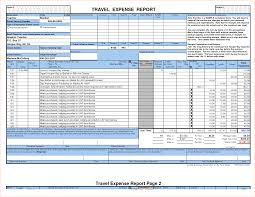 Sample Travel Budget Travel Expenses Excel Cityesporaco 20