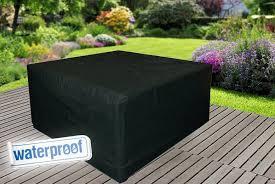 rattan garden furniture cover