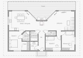 beach house floor plans or by beach house plan ch61