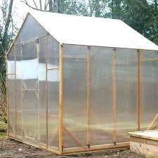 menards greenhouse post