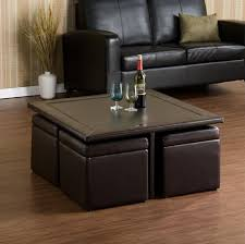 awesome ottoman coffee table tray