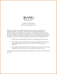 8 Appeal Letter Template For College Bursary Cover Letter