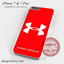 under armour 7 plus case. red cool under armour phone case for iphone 7 and plus p