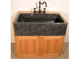 granite farm sink. Perfect Farm Picture Of Single Bowl Granite Farmhouse Sink With Polished Apron For Farm