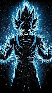 Dark Cool Goku Black Wallpapers