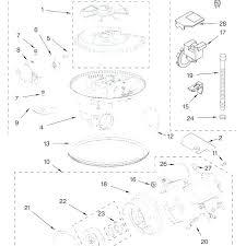 kitchenaid dishwasher parts diagram dishwasher part dishwasher parts kitchenaid dishwasher