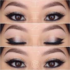 cat eye makeup for asian eyes might look better than traditional cat eye