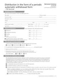 Automatic Withdrawal Form Template Automatic Withdrawal Form Template Magdalene Project Org