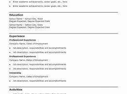 Resume Templates Google Docs Free Amazing Google Docs Resume Cv Template For Your Free Minimalist 99