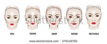 contour and highlight makeup contouring face make up fashion ilration