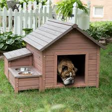 dog house designs with creative plans homestylediarycom