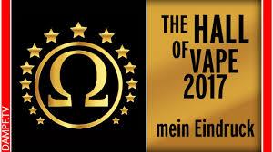 THE HALL OF VAPE 2017 Mein Eindruck HD deutsch YouTube