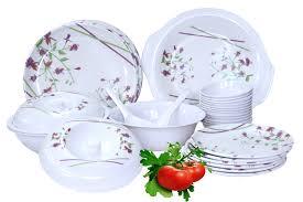 furniture modern tableware design in several style white